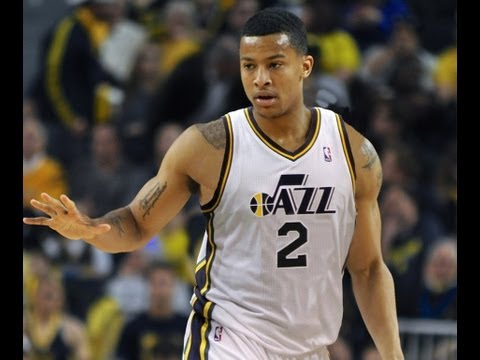 NBA 2K13 - Trey Burke First Practice with the Utah Jazz