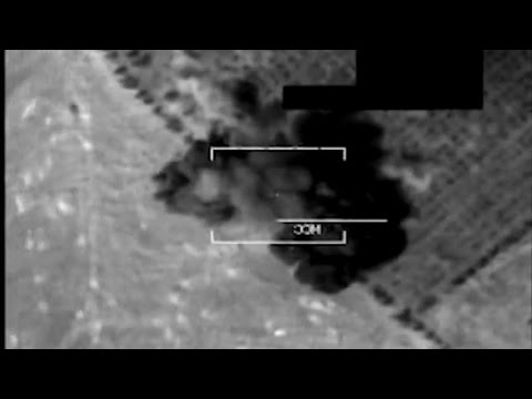 Crisis in Iraq:  US Military Launch New Round of Airstrikes