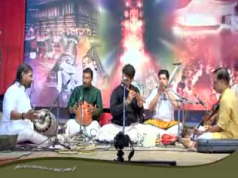 01Kanada Varnam, B Harikumar, A K Raghunadhan