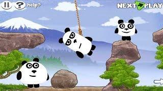 Juegos Divertidos Para Niños - 3 Pandas In Brazil - Juegos Para Niños