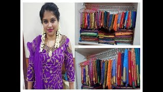 தமிழில்-SAREE ORGANIZATION-HOW TO ORGANISE SAREES-INDIANMOMLIFESTYLETAMIL