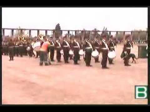 Chascarro Desfile del 18 de septiembre en Maipú