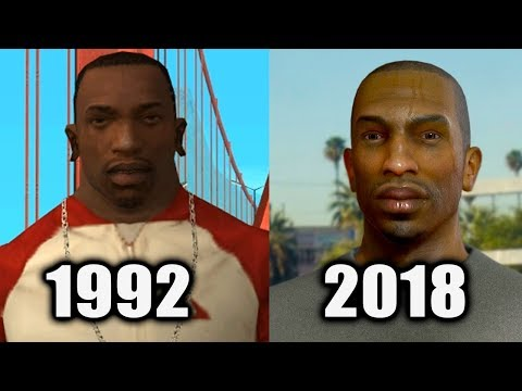 What Happened To CJ After GTA San Andreas & Where Is He Now?