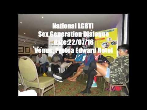 National LGBTI Sex Generation Dialogue   Durban South Africa