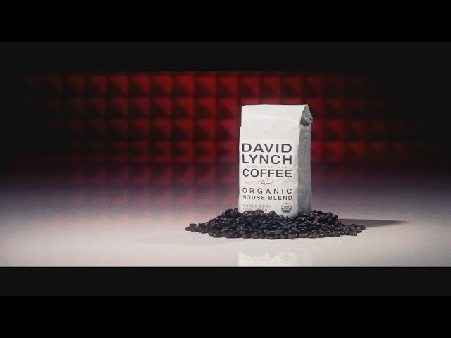 David Lynch Signature Cup Coffee