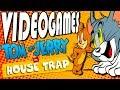 VIDEOGAMES ! Tom & Jerry in House Trap - Violência Doméstica