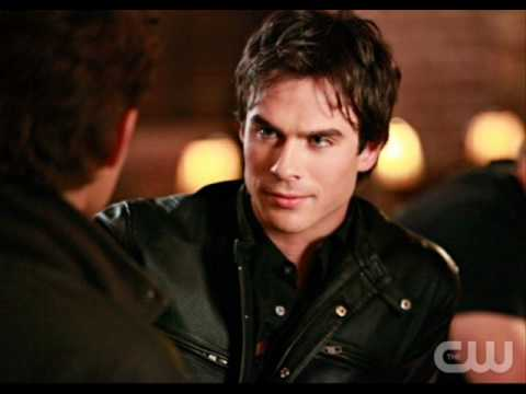 Damon Salvatore-Paparazzi Video