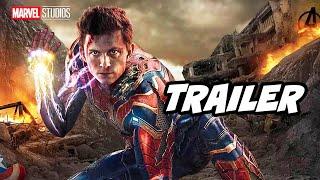 Avengers Infinity War Official Trailer - Thanos Infinity Gauntlet Breakdown