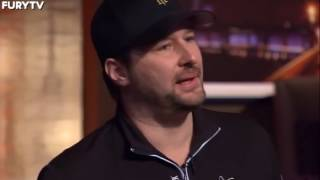 Daniel Negreanu Tilts Phil Hellmuth 3 Times in a Row (Poker High Stakes)