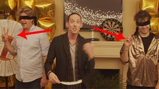 ILLUSIONIST TESTS OUR FRIENDSHIP!! (MIND BLOWING)
