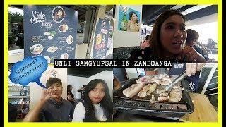 VLOG #92: UNLI SAMGYUPSAL IN ZAMBOANGA CITY + APPROVED BA SA MGA SAMGYUPSALAMAT GOERS? | Philippines
