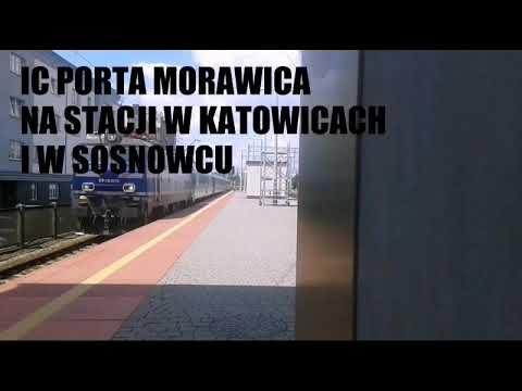 EP09 PORTA MORAVICA NA STACJI W KATOWICACH I SOSNOWCU CEGIELA TV [38]