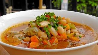 Download Lagu Greek white Bean Soup - Fasolada Recipe - Vegan Vegetarian Gratis STAFABAND
