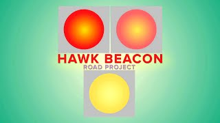 H.A.W.K. Beacon Crosswalk Project