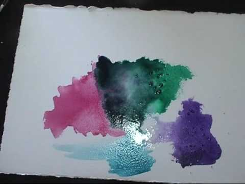 WATERCOLOR TIPS & TRICKS BASIC2