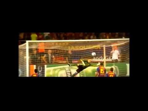 Victor Valdes - Best Saves - //FC Barcelona// {HD}