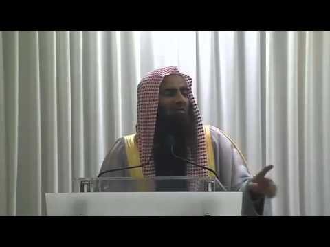The Dangers of Bid'ah By Sheikh Tauseef ur Rahman- UK 2015