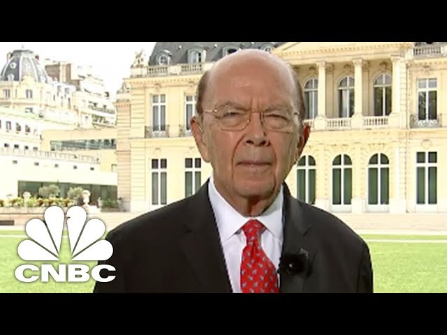 Wilbur Ross: Tariffs Apply To Small Percentage Of US Economy | CNBC