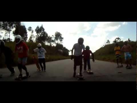 Longboard: Downhill Alphaville