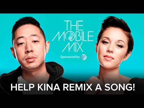 Help Kina Grannis Remix a Song! – THE MOBILE MIX