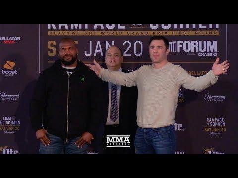 Bellator 192 Pre-Fight Press Conference - MMA Fighting