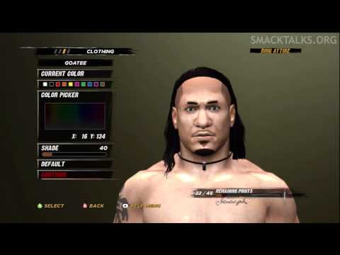 Wwe '12 Jey Uso Caw Formula (deathbyego) video