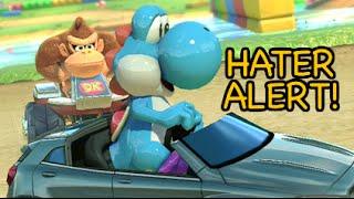 HATER ALERT! [MARIO KART H8!]