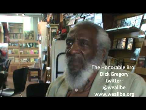 Bro. Dick Gregory Unchained: On Numerology, Love, The Power of 9 & Being Lovable