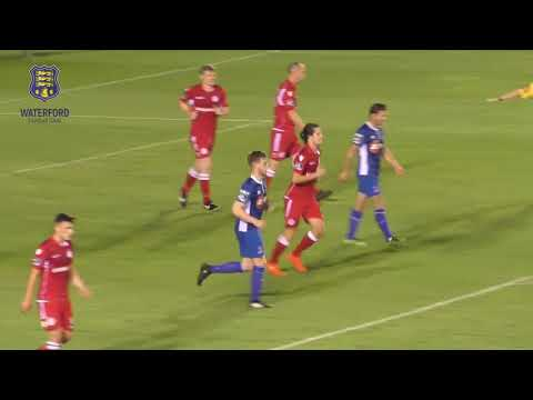 Waterford FC 1-1 Shelbourne - RSC - SSE Airtricity League First Division 01-09-2017