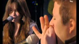 Carla Bruni Those Dancing Days Are Gone Avec Antoine Holler