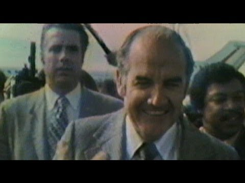 'This Week' Remembers George McGovern: Former Senator Passes Away at Age 90