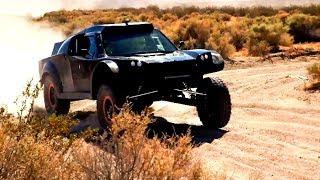 Tim en Tom Coronel met The Beast naar Dakar Rally - RTL GP