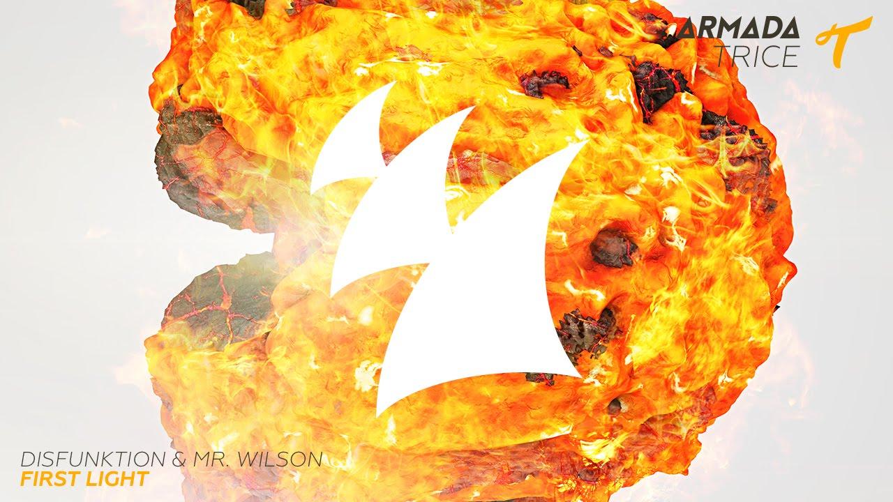 Disfunktion & Mr Wilson - First Light (Radio Edit)