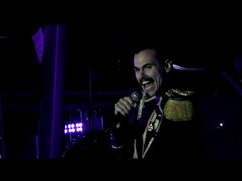 Michael Kluch + PIRATE SWING Band - We Are The Champions (live)