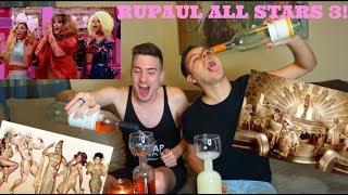 Rupaul's Drag Race All Stars Season 3 Episode 1 {REACTION}