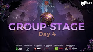 The International 9 | Group Stage Day 4 | 23 Creative VN