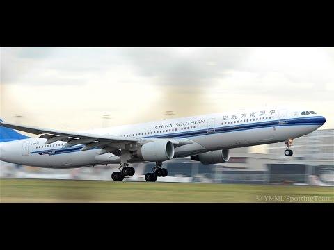 Stunning China Southern A330-323 Takeoff - [B-5939]