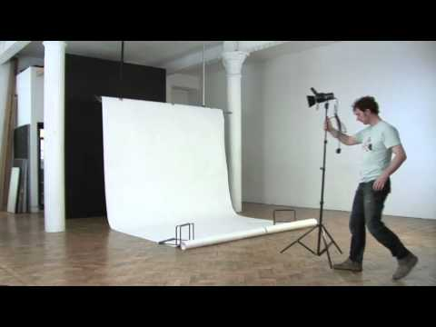 How To Setup A Simple Photography Studio from Lumix Lifestyle