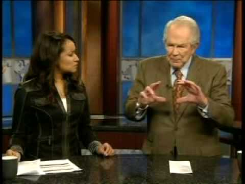 "Pat Robertson Blames Haiti's ""Pact To The Devil"" For Catastrophe"
