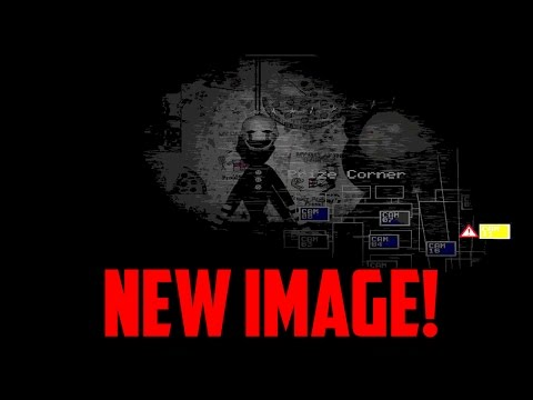 Five Nights at Freddy's 2: NEW MARIONETTE GAMEPLAY SCREENSHOT! SO CREEPY!