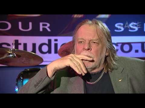 Rick Wakeman At Base Studios