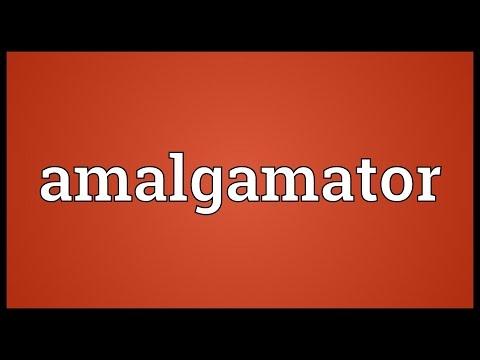 Header of Amalgamator