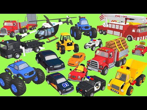 Surprise Eggs - Vehicle Toys for Kids - Nursery Rhymes from Jugnu kids