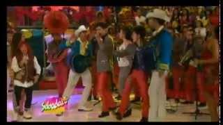 Calibre 50 Video - Mano A Mano Calibre 50 vs Banda Carnaval En Sabadazo