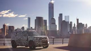 Defender | Coming to America | Land Rover USA