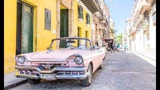 2019 March Break in Cuba - A Visit to Havana