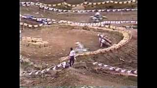Race Crashes, Tumbles 'n' Falls #1