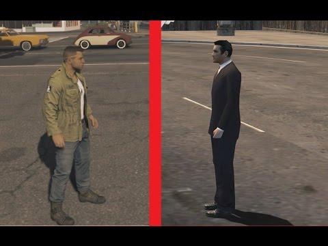 Mafia 3 vs Mafia 1