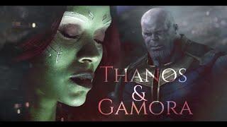 Thanos & Gamora | Why you daughter?