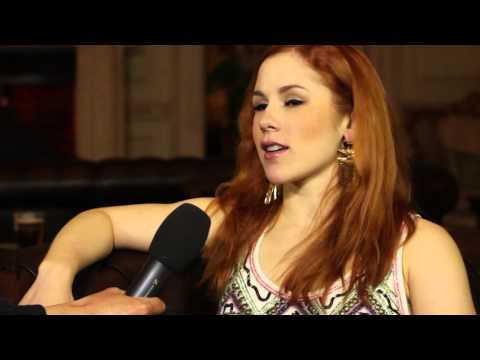 Katy B Interview at Shakedown Festival 2012, Brighton
